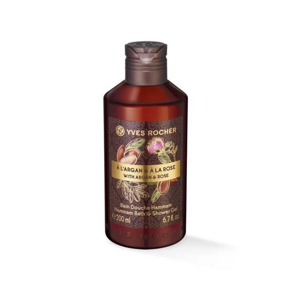 Argan ve Gül - Duş Jeli - 200ml